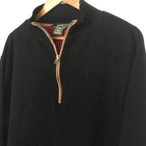 Woolrich Mens Quarter-Zip Pullover Size XL